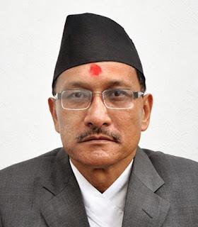 uml minister deepak chandra amatya resignation