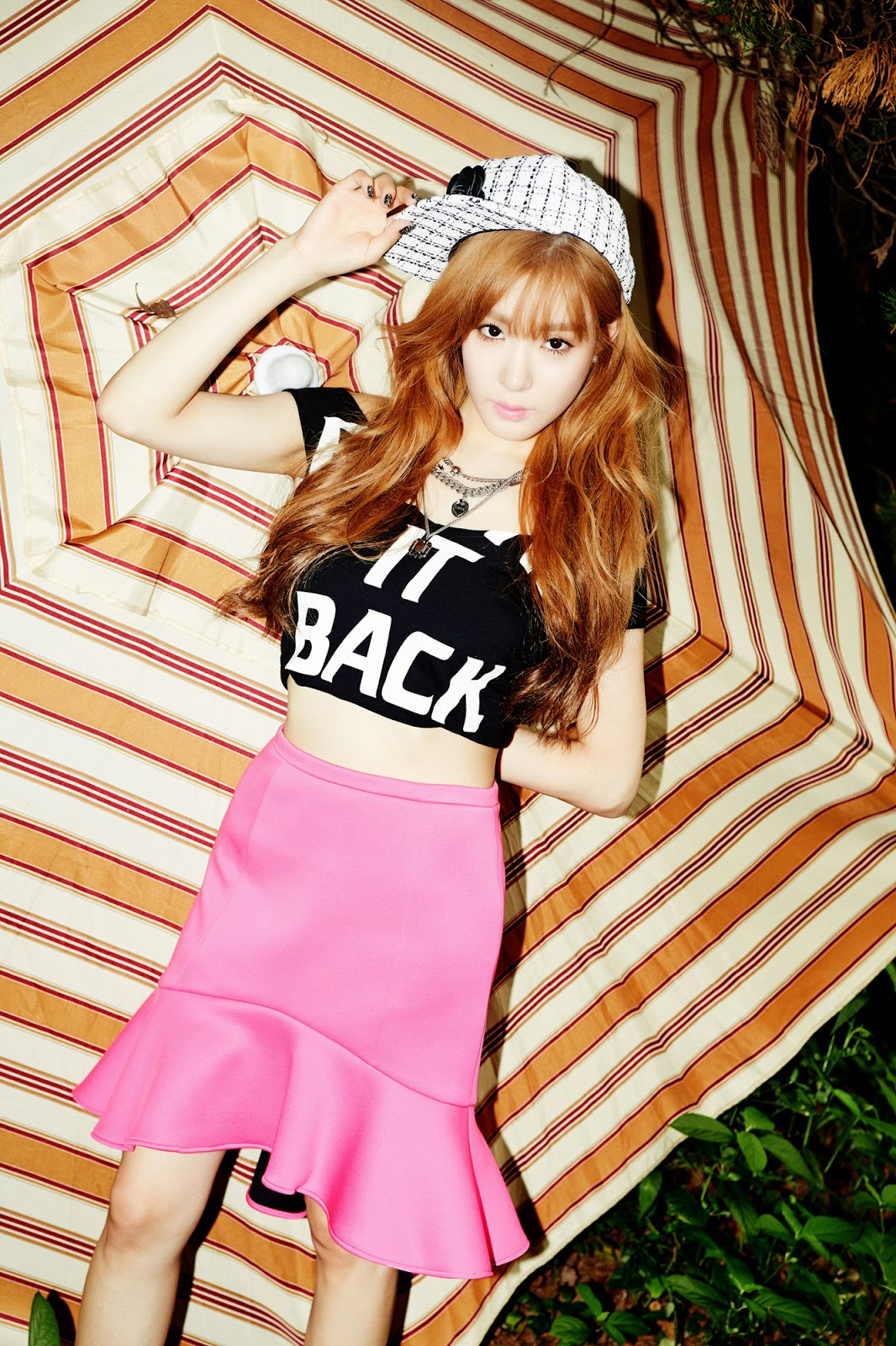 pictures 140912 snsd tiffany taetiseo 2nd mini album