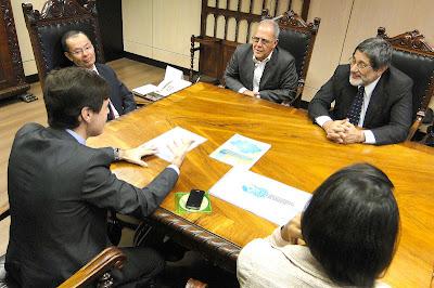 Gabrielli discute infraestrutura às regiões centrais do NE e da Bahia