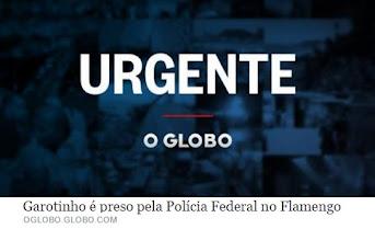 Prisão de Garotinho | Estado policialesco ao ponto da justiça eleitoral prender depois das eleições