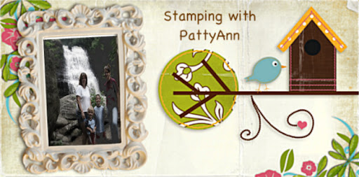 Stamping with Patty Ann