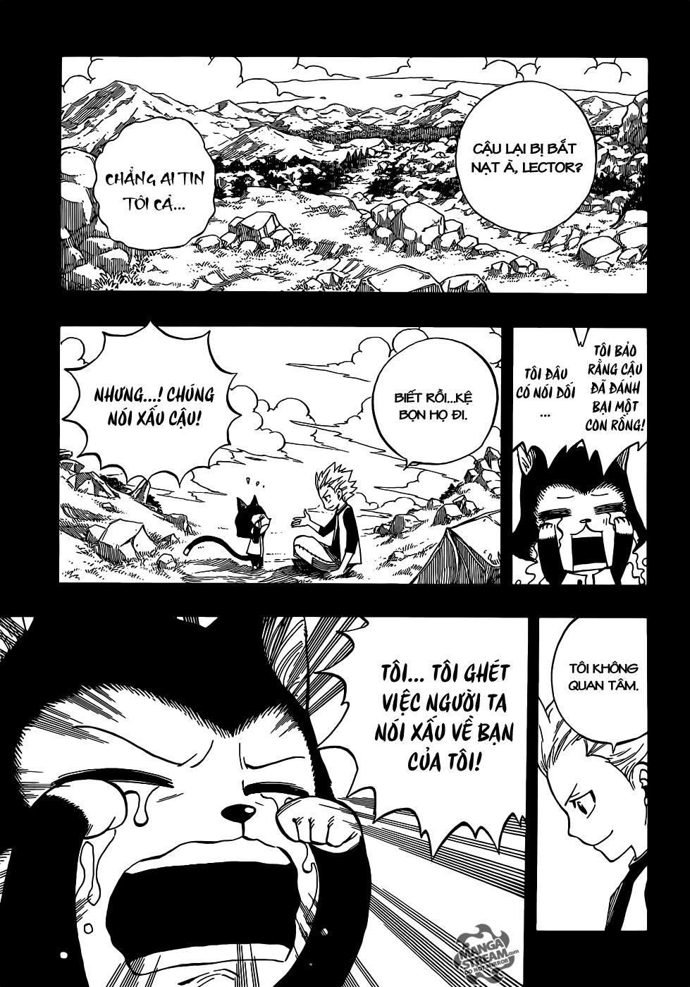 Fairy Tail chap 295 page 21 - IZTruyenTranh.com