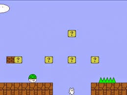 Download Game Gratis : Cat Mario [Full Version] - PC