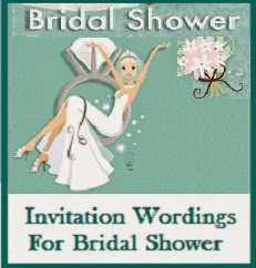 Sample invitation wordings bridal shower bridal shower is an occasion that is etched in the memories of the bride and her friends its a time for fun gossip and celebration which goes straight to filmwisefo Gallery
