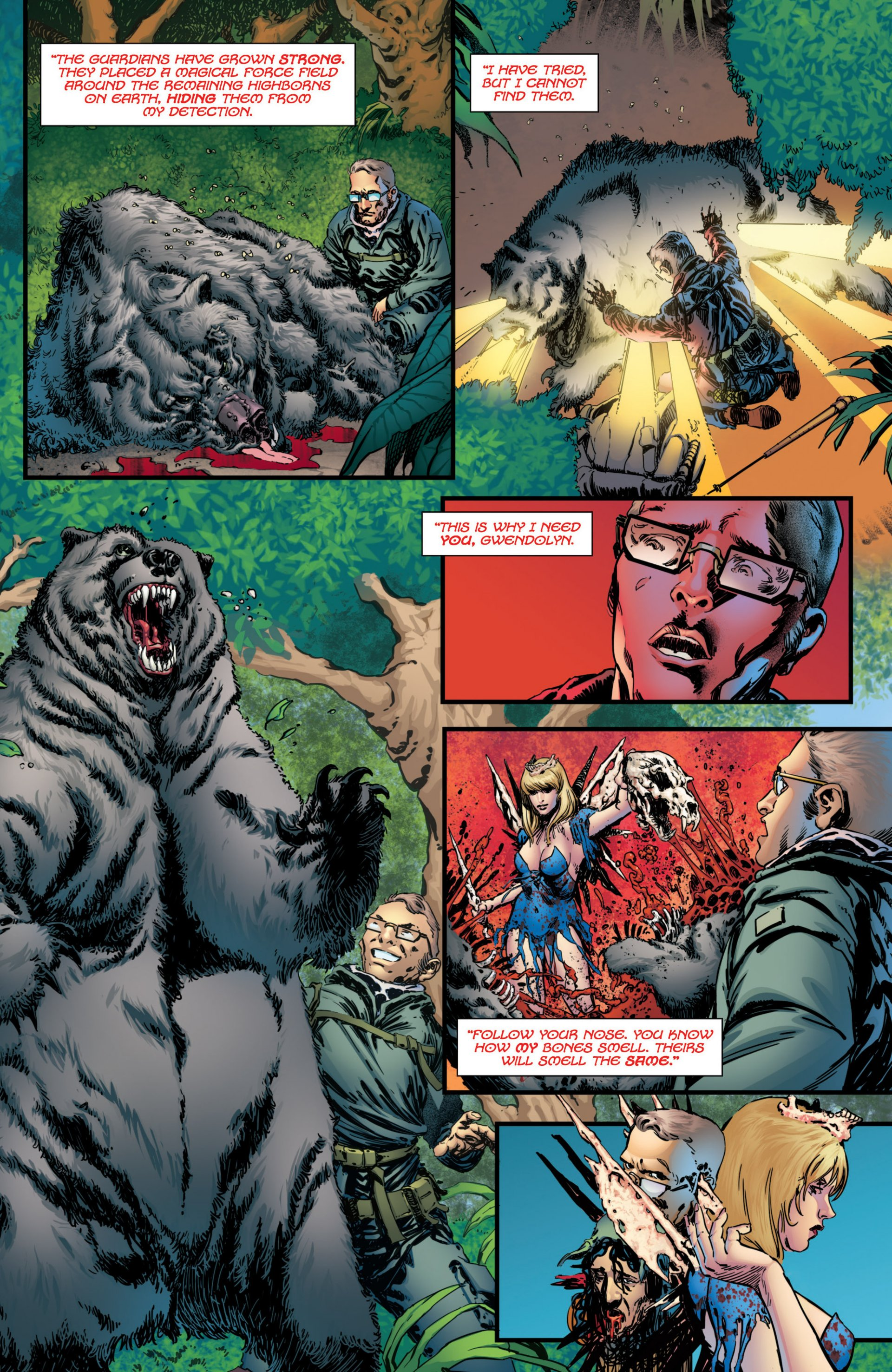 Grimm Fairy Tales (2005) Issue #97 #100 - English 14