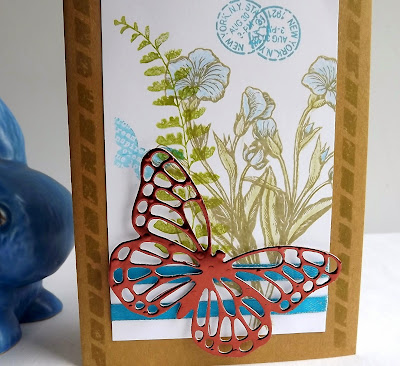 Stampin Up! butterfly basics