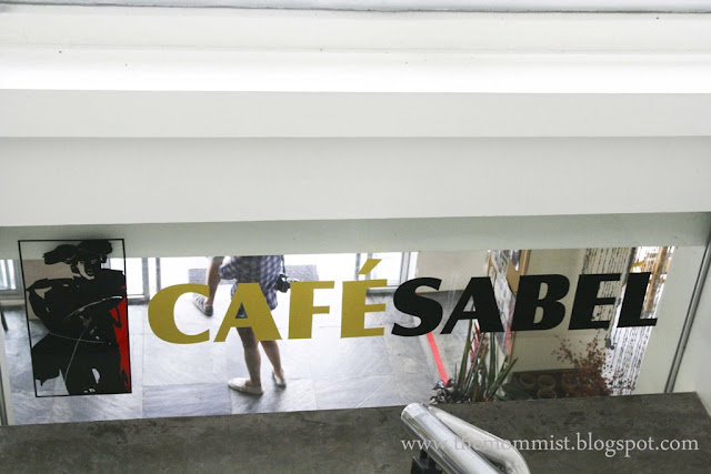 Cafe Sabel Logo