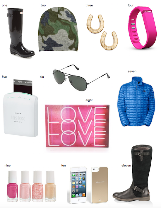 The Zhush: 2014 Holiday Gift Guide: Teen Girls