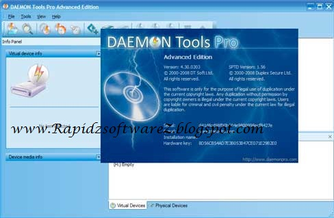 daemon tools lite 4.46.1 filehippo