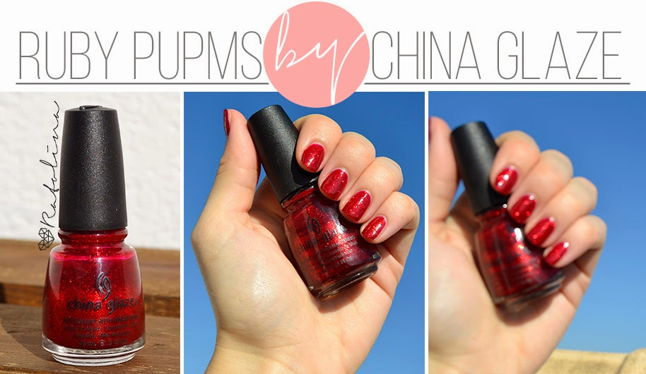 ruby pumps china glaze