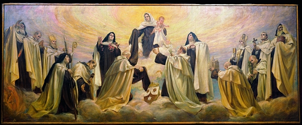 fr brooms blog scapular and consecration to mary