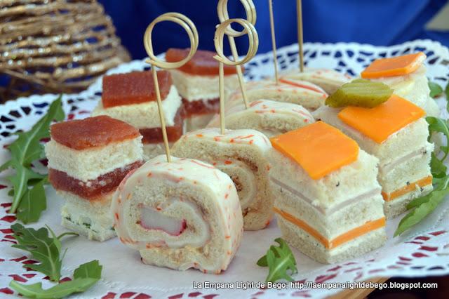 Aperitivos f ciles para fiestas y celebraciones a - Como hacer aperitivos frios ...