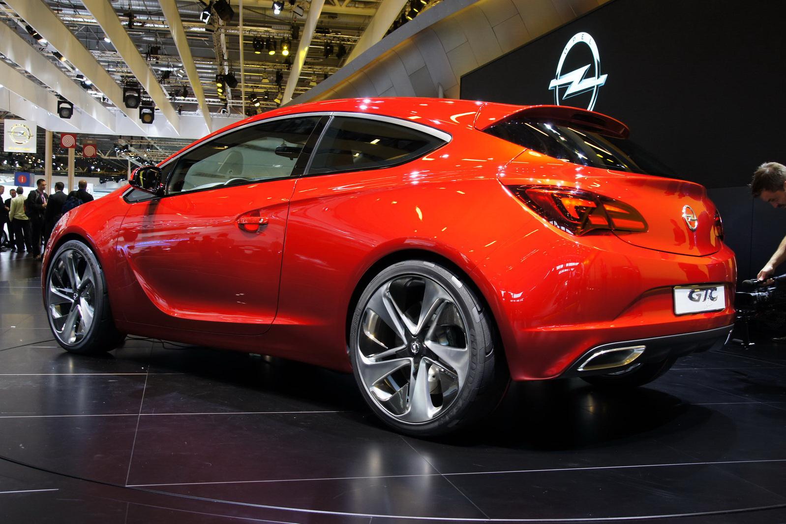 Snap Cars Opel Astra Gtc