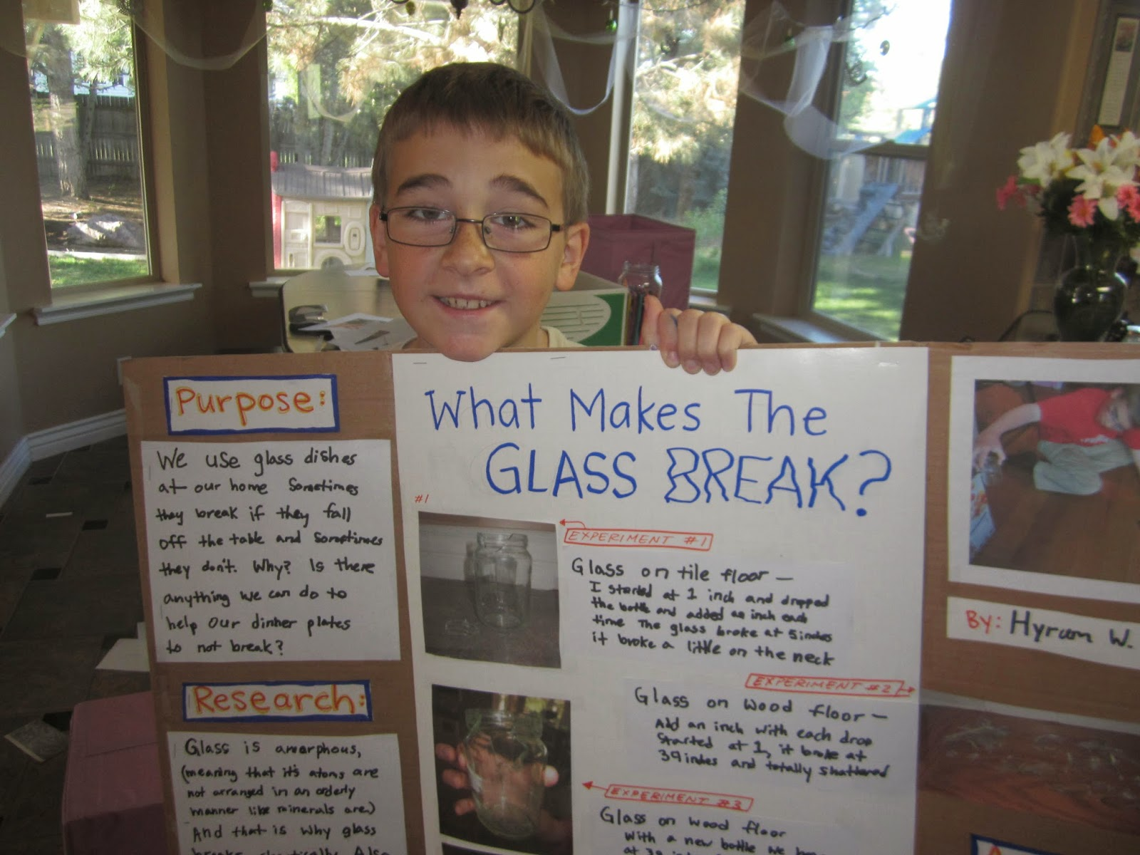 Science projects for 5th graders to do at home