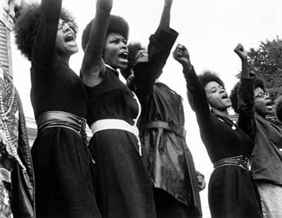 female members sisters of the black panther part 1968
