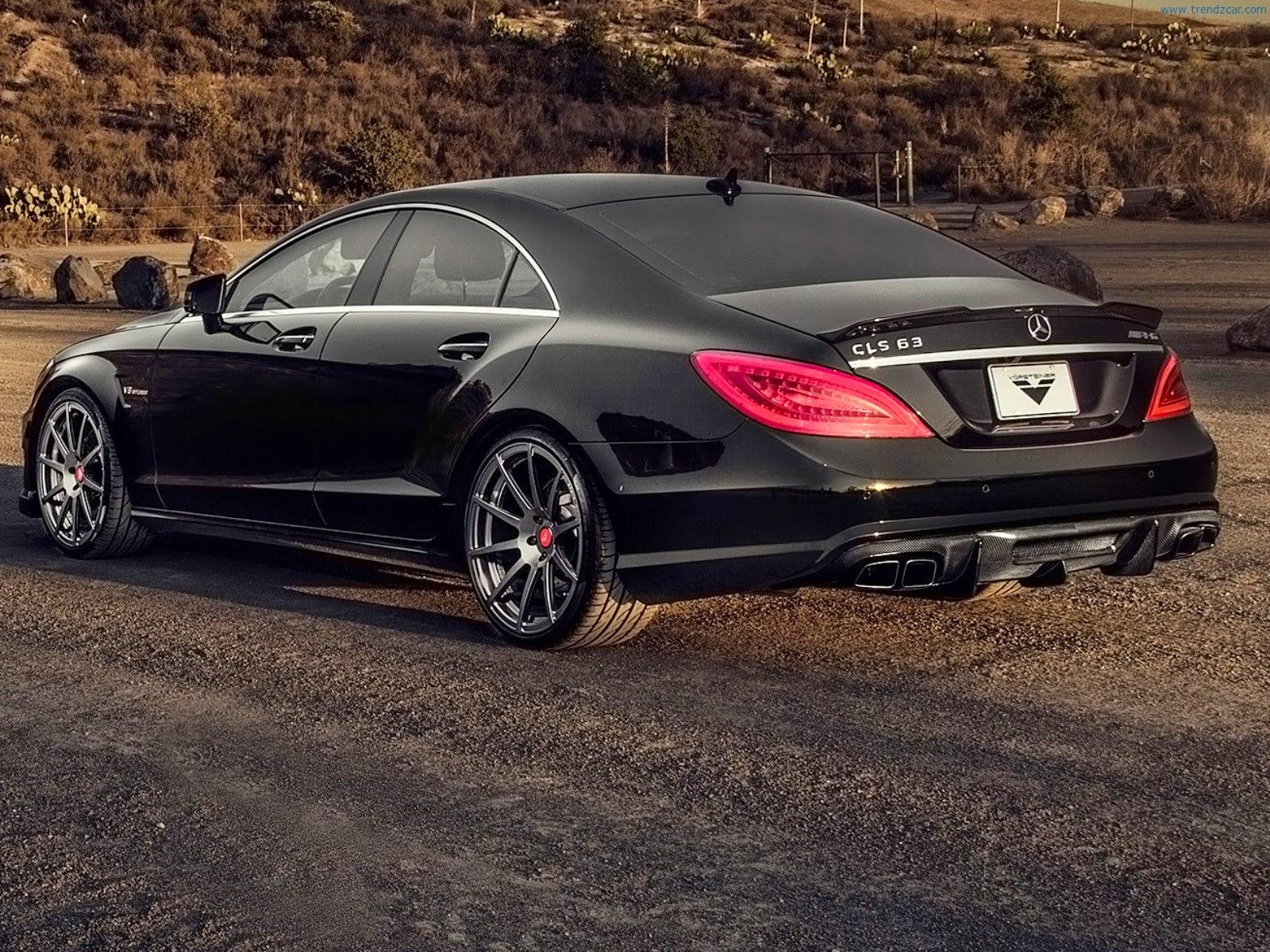 Mercedes benz cls63 amg by vorsteiner benztuning for Mercedes benz cls 63 amg coupe