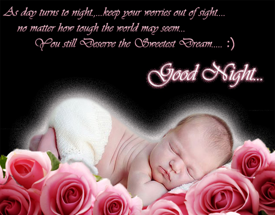 Good Night Sms Shayari Image Good Night Sms in Hindi 140