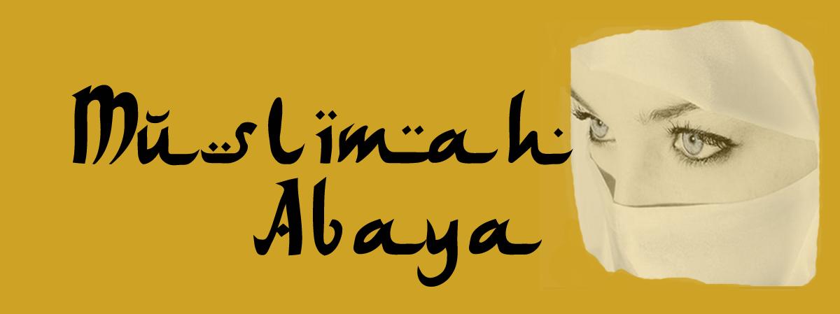 Muslimah Abaya
