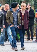 Harry en Taylor speelt er toch iets?