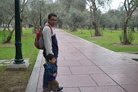 Parque el Olivar, San Isidro