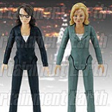 """SNL Weekend Update's"" Tina Fey and Amy Poehler Exclusive Action Figures for Comic-Con Have Been Announced"