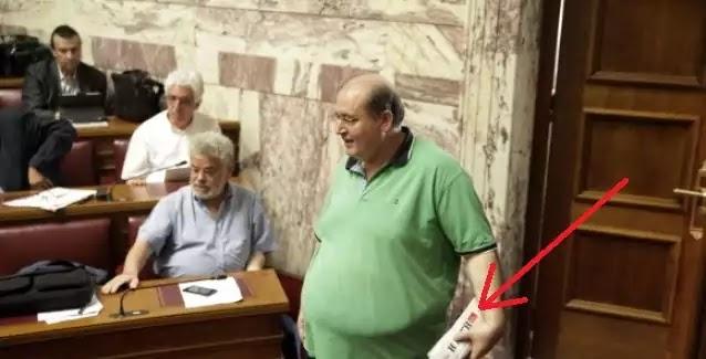 Ο ύπουλος μπολσεβίκος Φίλης και η ασυδοσία της Ν.Δ. ()
