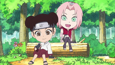Naruto SD: Rock Lee no Seishun Full-power Ninden 3 Sub Español Online