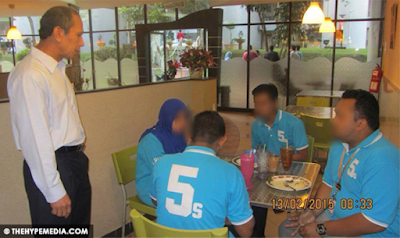 Penjawat Awam Ditangkap Bersarapan Beli Belah Pada Waktu Kerja 7 Gambar