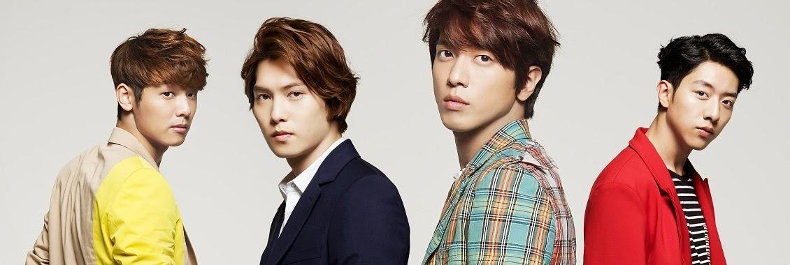 Kang Minhyuk - Lee Jonghyun - Jung Yonghwa - Lee Jungshin