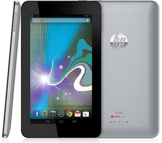 HP Slate7 Tablet