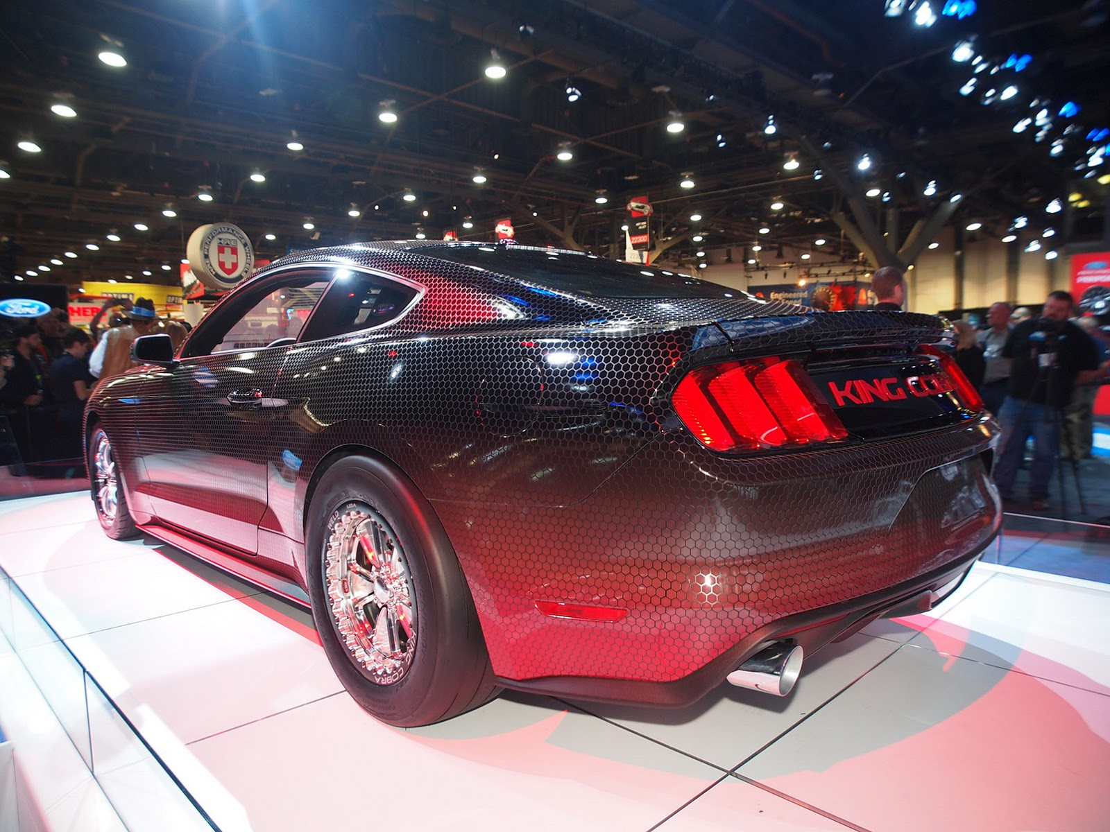 Ford S New King Cobra Mustang Will Get You To The 1 4 Mile