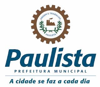 Site da prefeitura do Paulista