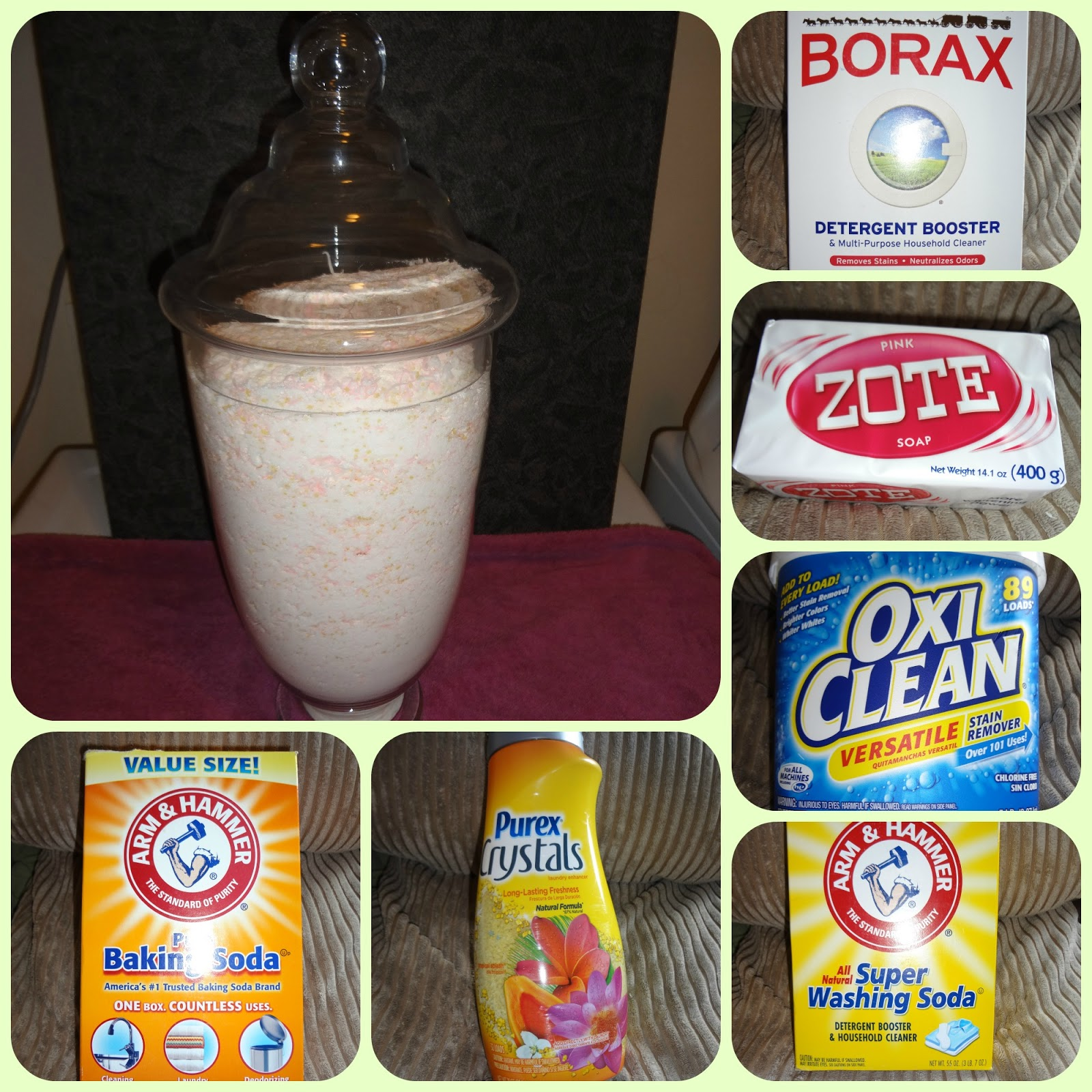 how to make own laundry soap