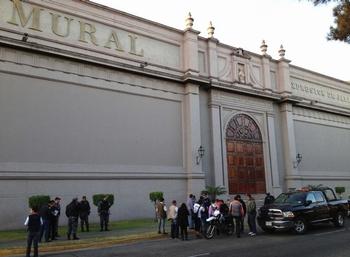 Red libre periodismo urge amnist a internacional a for El mural guadalajara