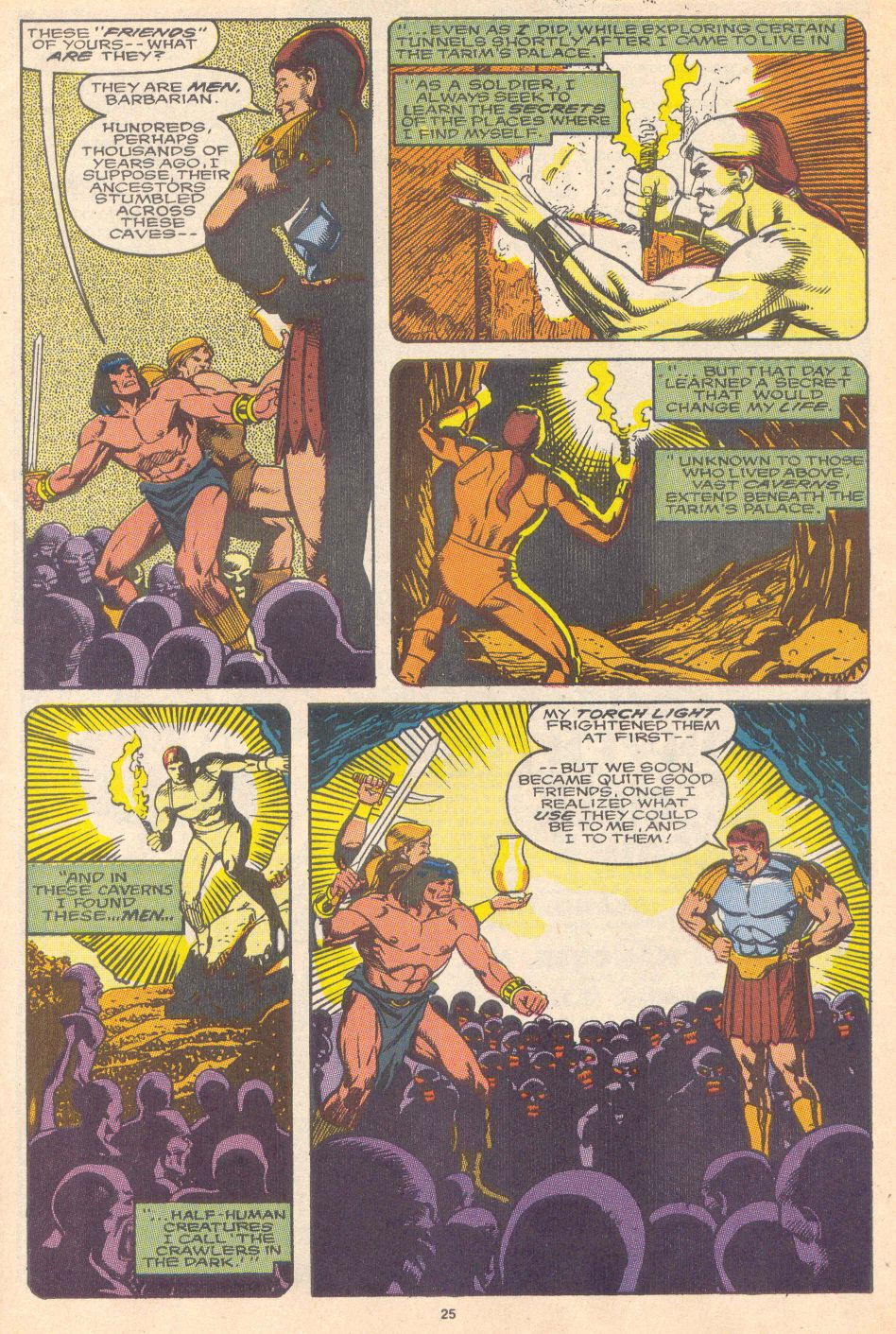 Conan the Barbarian (1970) Issue #228 #240 - English 20