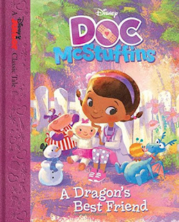 Doc McStuffins A Dragon's Best Friend