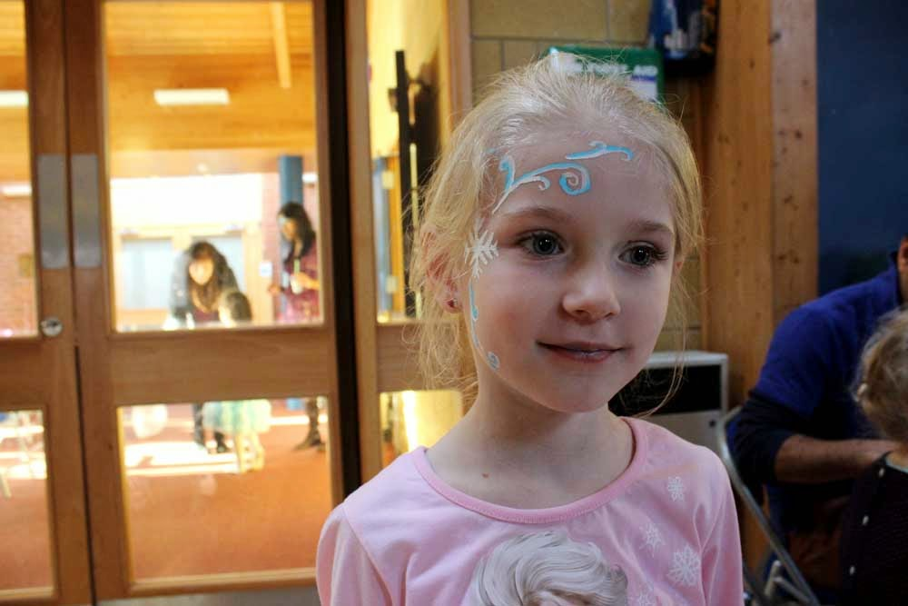 face painting, kids party, frozen party, entertainment, todaymyway.com