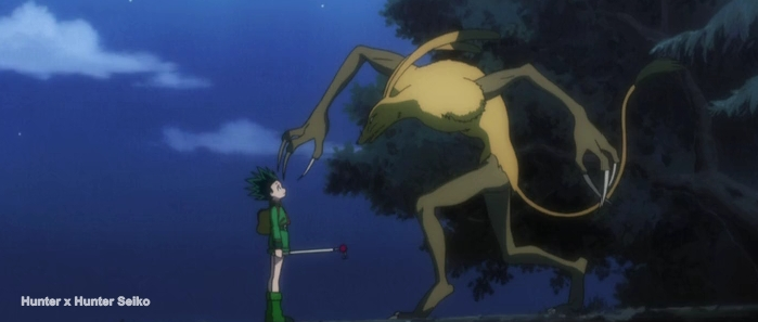 Hunter x Hunter 2011 Episódio 02