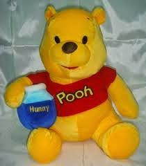boneka winny the pooh