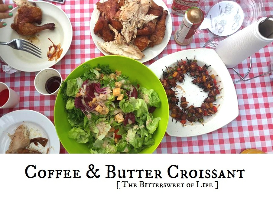 Coffee & Butter Croissants