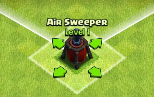 air sweeper coc