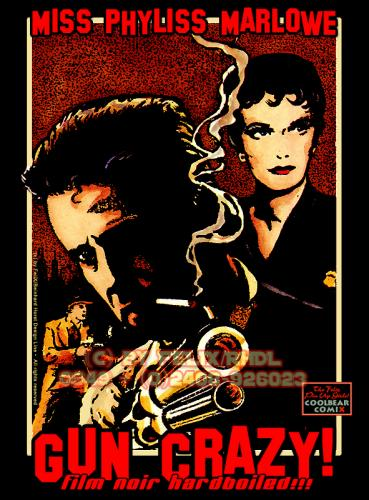 how to make film noir style