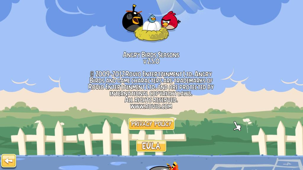 angry birds seasons activation key crack