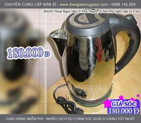 Binh Sieu Toc Panasonic Ấm Siêu Tốc Panasonic 2,2l Nox