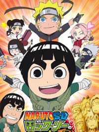 Ver Rock Lee no Seishun Full-Power Ninden sub español online descargar