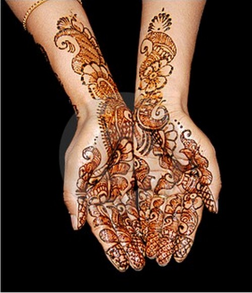 Mehndi Hand Tattoo Art : Indian mehndi designs for hands