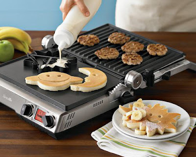 Cool and Creative Pancake Moulds (15) 5
