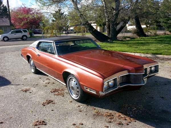 Daily Turismo: 5k: ThunderJets Hooooo: 1970 Ford ...