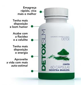 Como Perder Peso Rápido com Detox Slim
