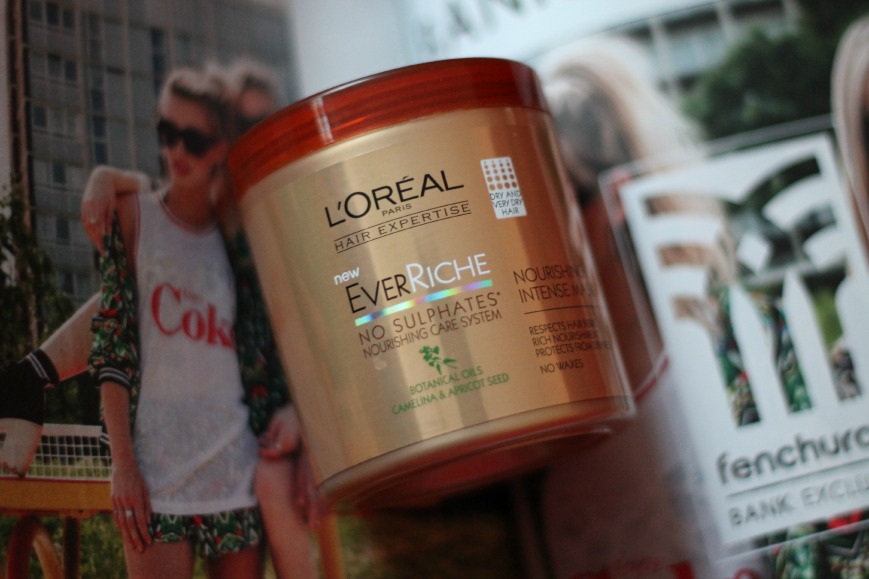 L'Oreal Hair Expertise Ever Riche Nourishing Intense Mask